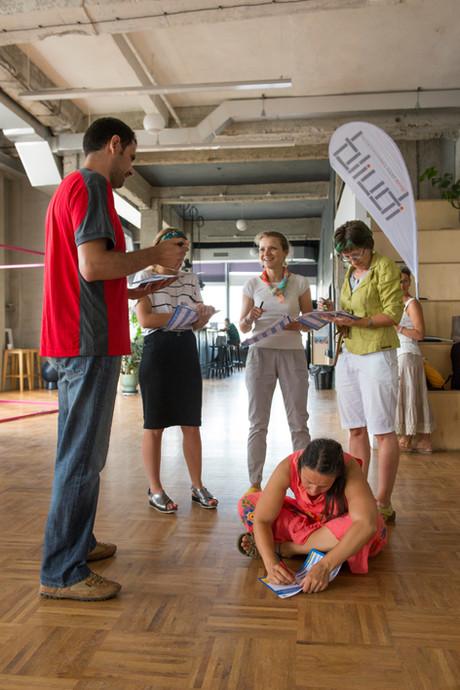 Catalyst Teambuilding Switzerland
