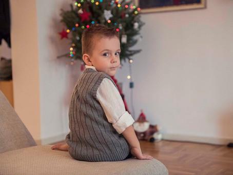 Преди Коледа при Асето и Гогата