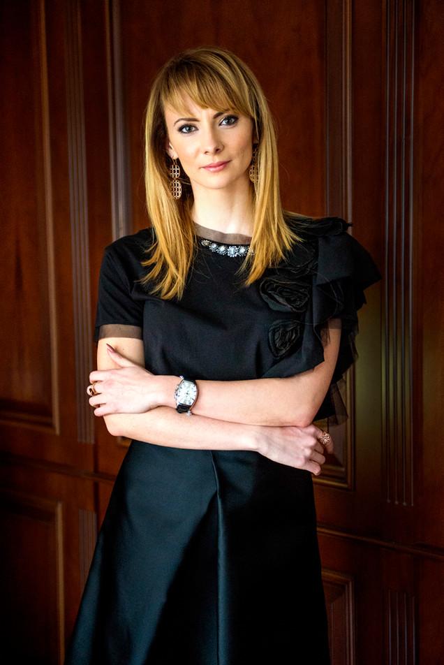 портрет за списание Amica