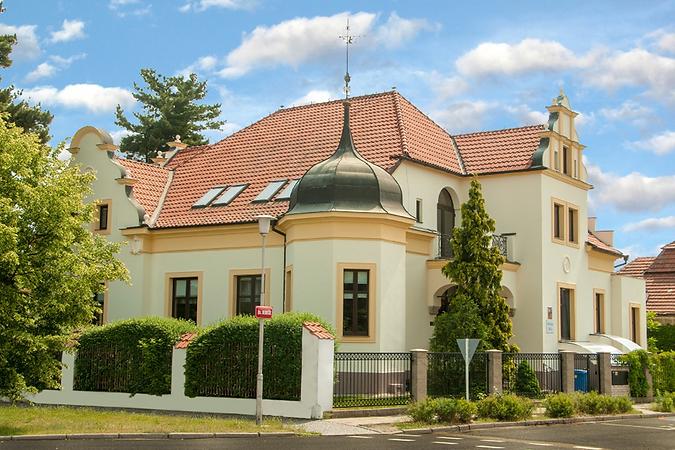 Budova MŠ Límanova vila