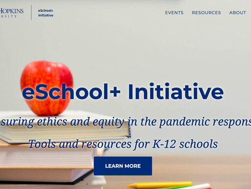 Johns Hopkins creates online site to track school reopening decisions