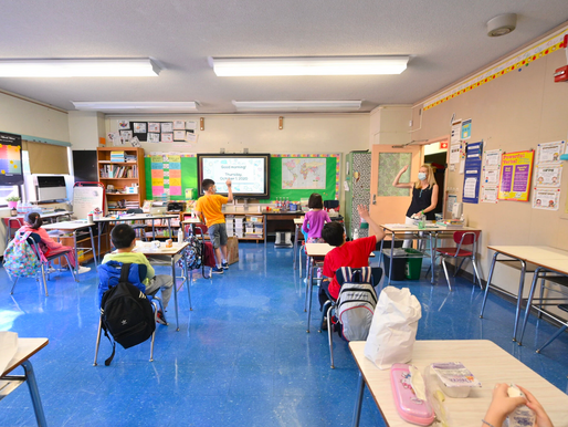 """""""Parents in N.Y.C. Public Schools Now Face This Agonizing Choice"""""""