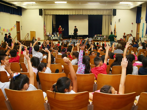 """""""A new national effort to promote school integration is underway"""""""
