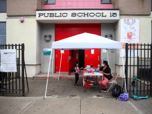 """Better Safe Than Sorry"": Number Of NYC Public Elementary Schools Closed For COVID-19 Keeps Rising"
