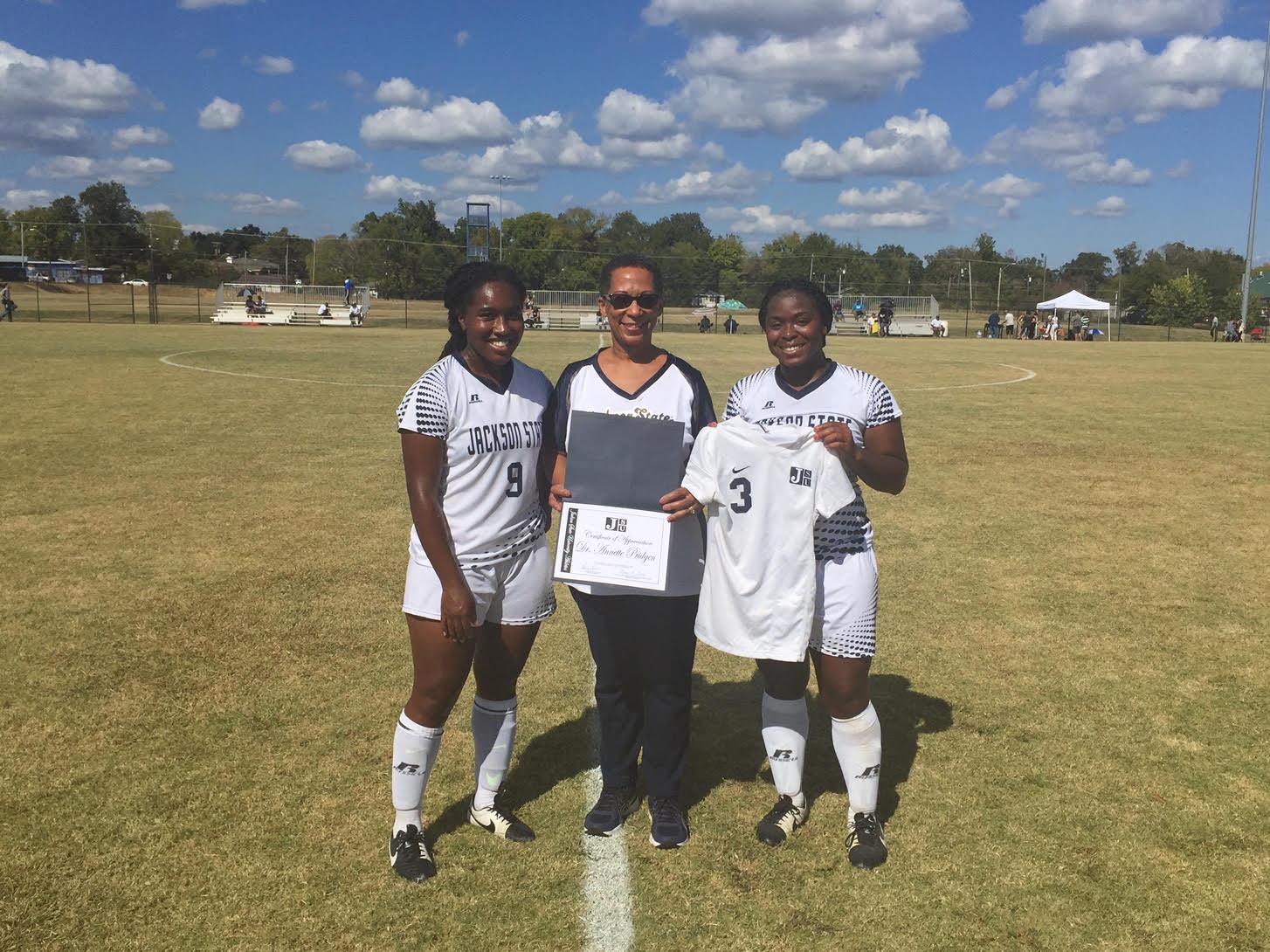 JSU Soccer vs Alabama St 10/16/2016