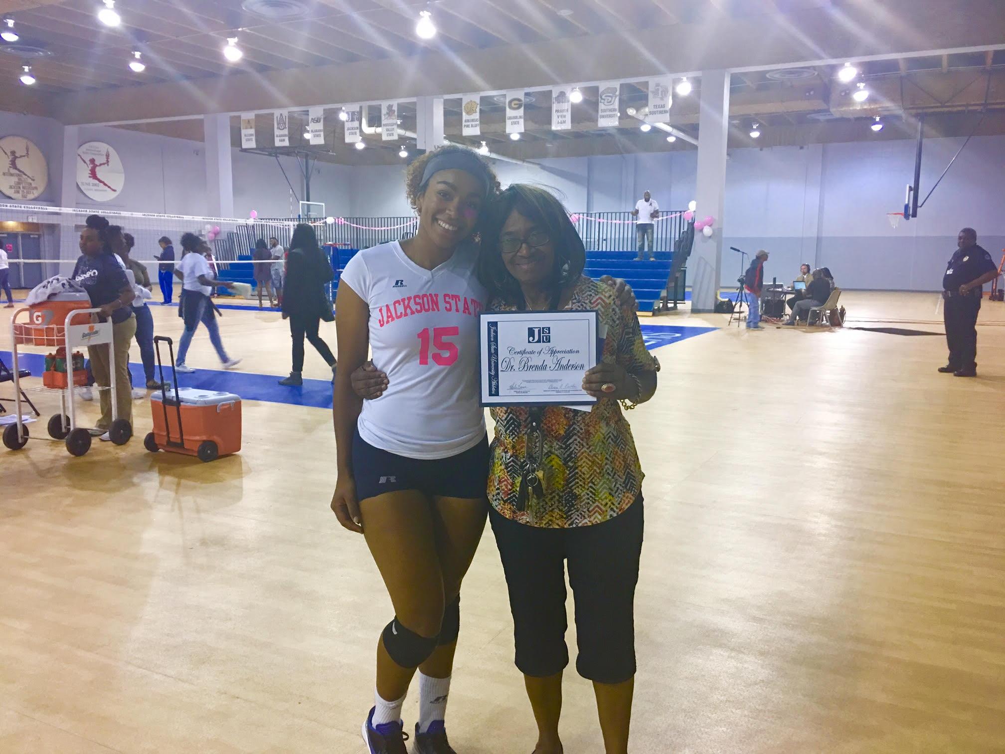 JSU Volleyball vs Alabama A&M 10/28