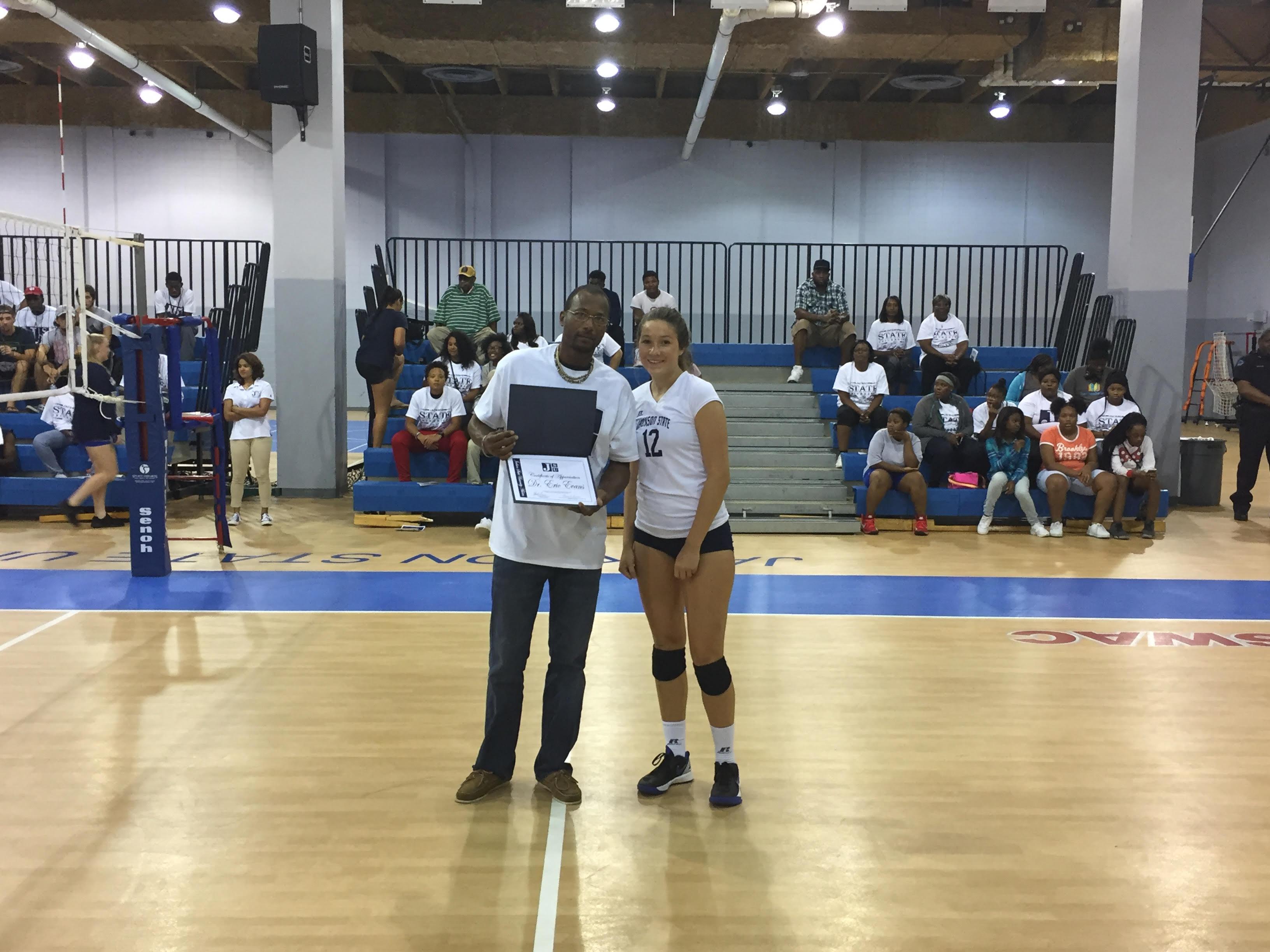 JSU Volleyball vs Prairie View 9/24