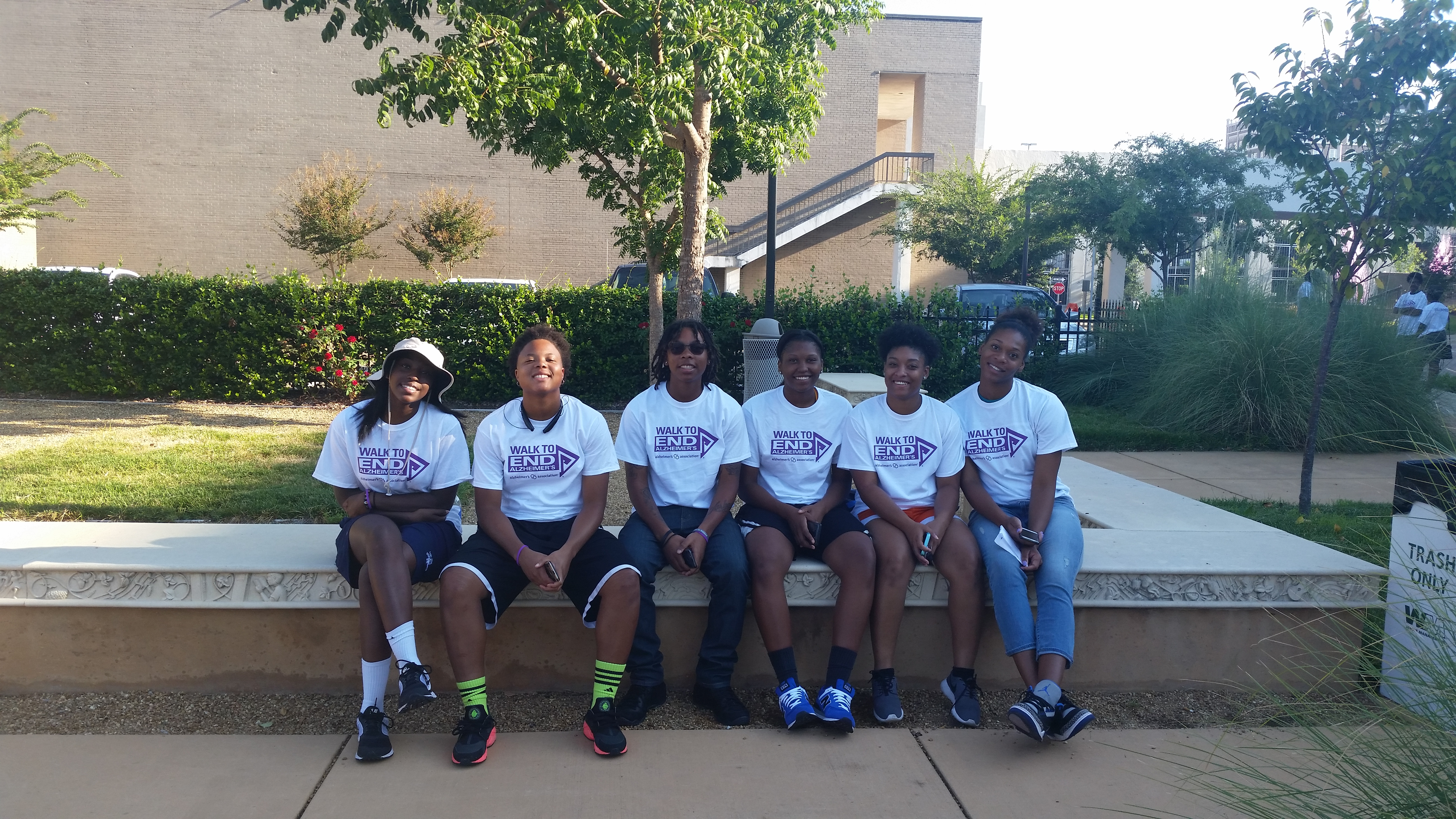 Central MS Walk to End Alzheimer's