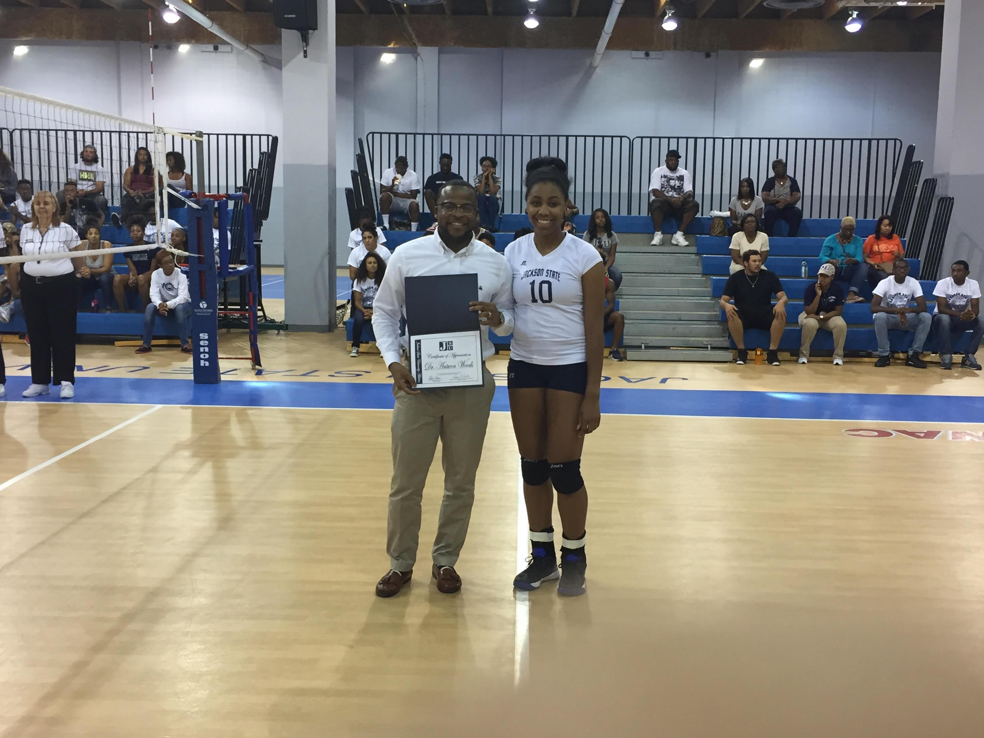JSU Volleyball vs TX Southern 9/24