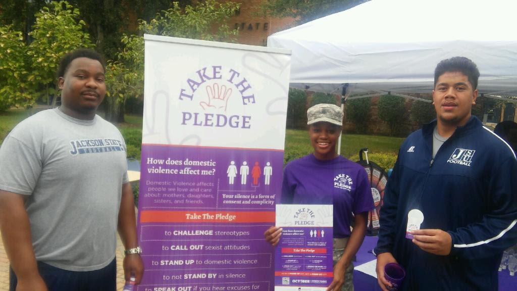 Student-Athletes Take the Pledge