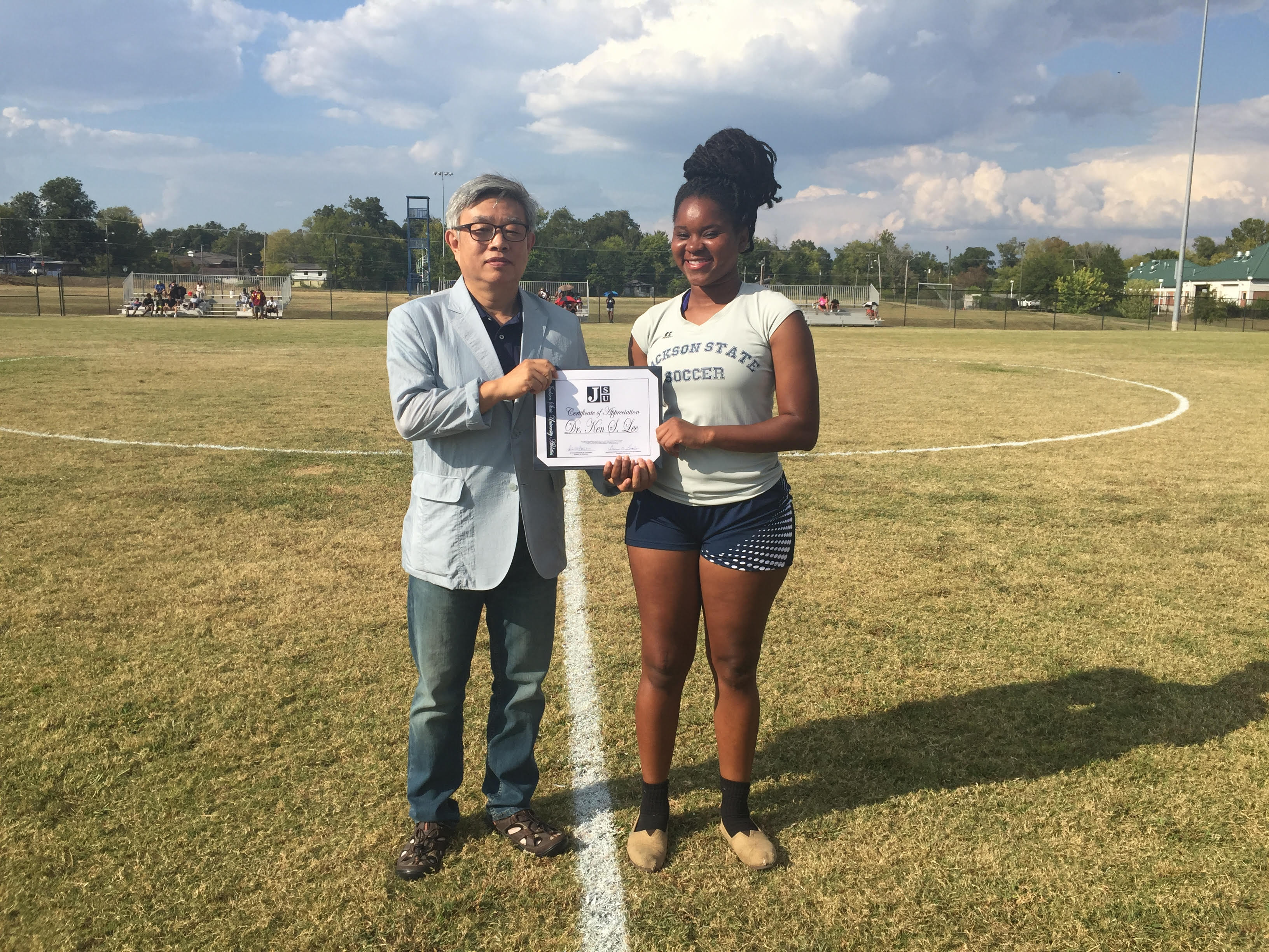 Professor of the Game - 09/25/15