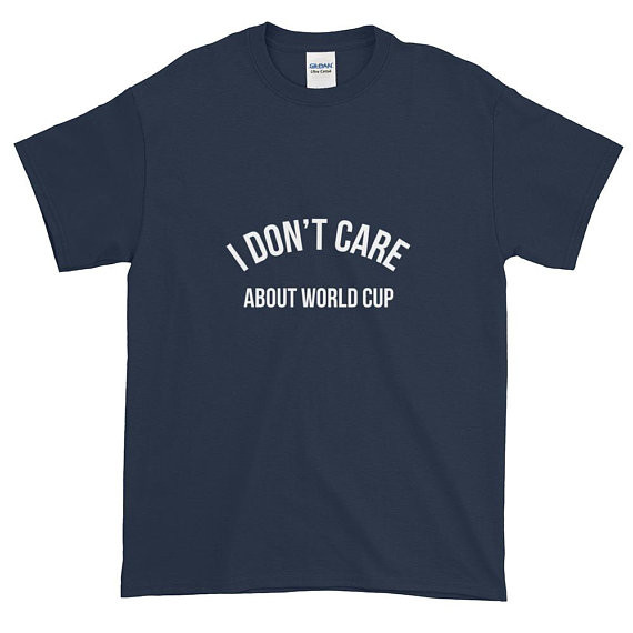 World cup is a big deal