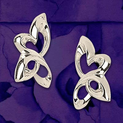 Butterfly Bow Earrings