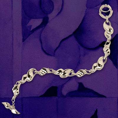 Ribbon Seed Bracelet