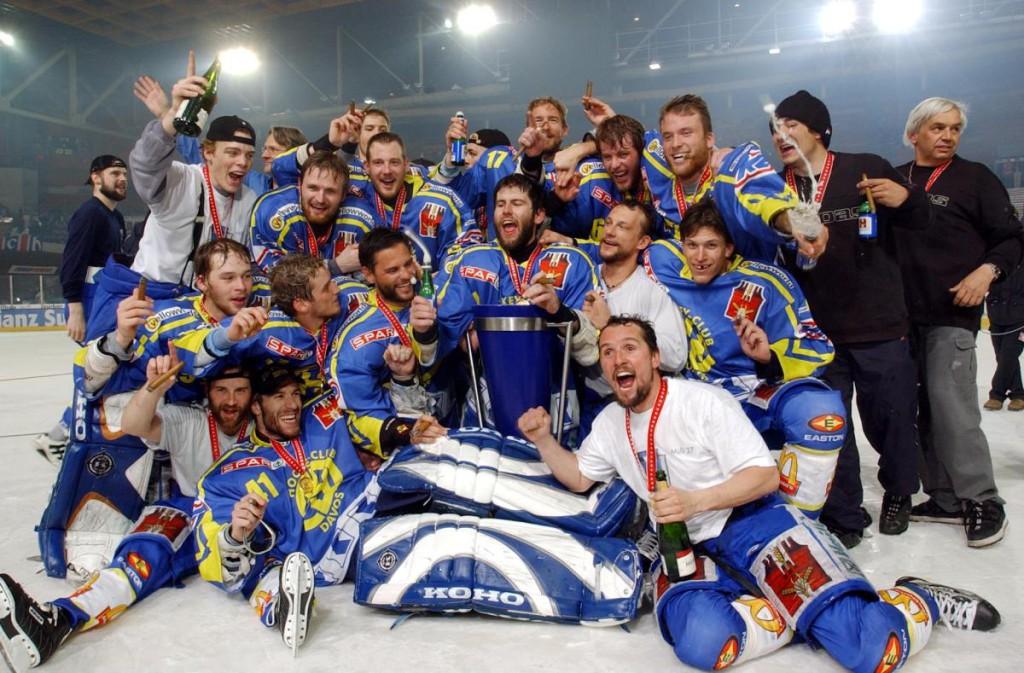 Champion Suisse 2002