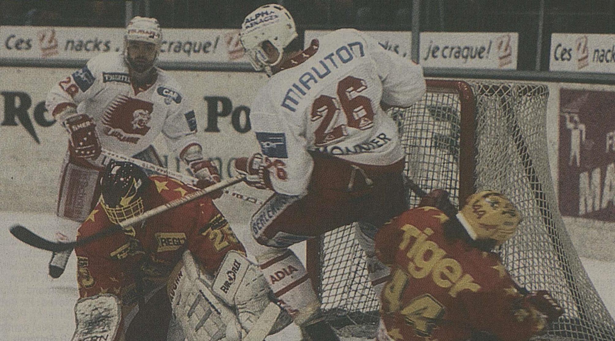 Claude Verret et Franck Monnier