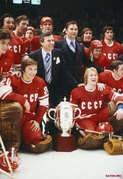 L'URSS - Championne du Monde