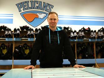 Tommi Niemelä, nouvel entraineur des Lathi Pelicans