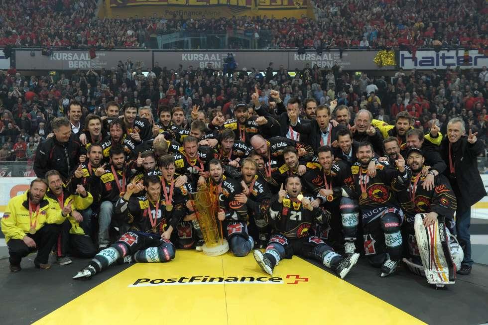 SC Bern Champions 2013
