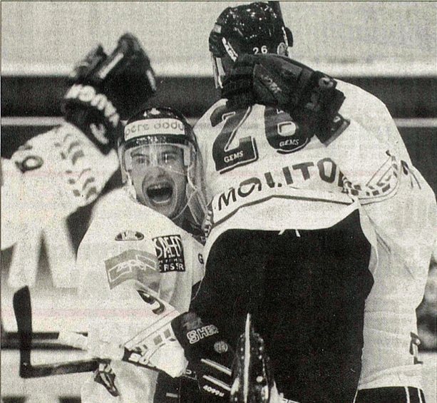 Ivo Stoffel & Claude Verret