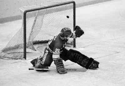 Egalisation des USA lors du Miracle On Ice