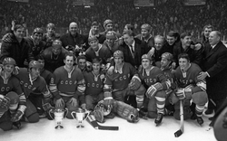 URSS - Champion du Monde 1970