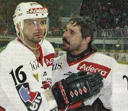 Andry Krapf & Béat Kindler