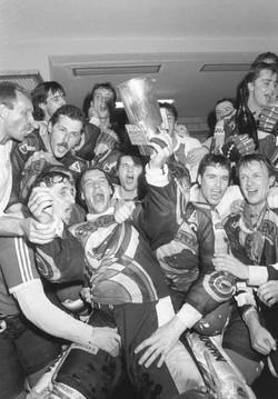 SC Bern Champions 1989