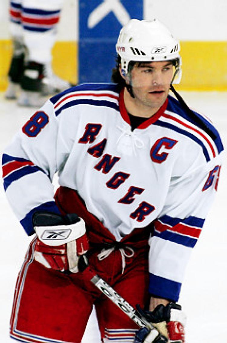 Jaromir Jagr - New York Rangers