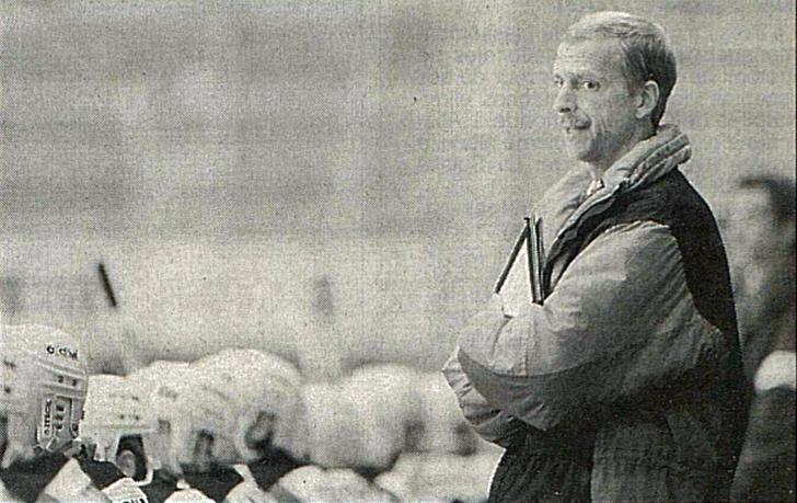 Le Coach Jean Lussier