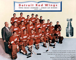 Detroit Red Wings champion 1952