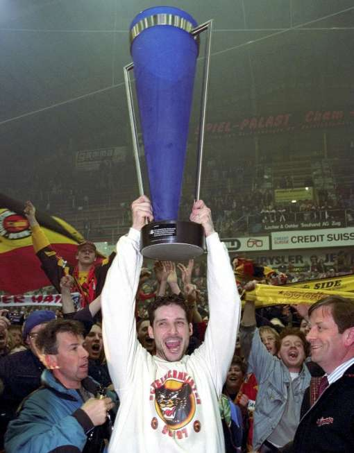 SC Bern Champions 1997