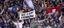 Les fans fribourgeois