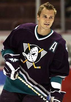 Sergei Fedorov - Mighty Ducks d'Anaheim