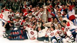 Canadiens Montréal Champions 1993