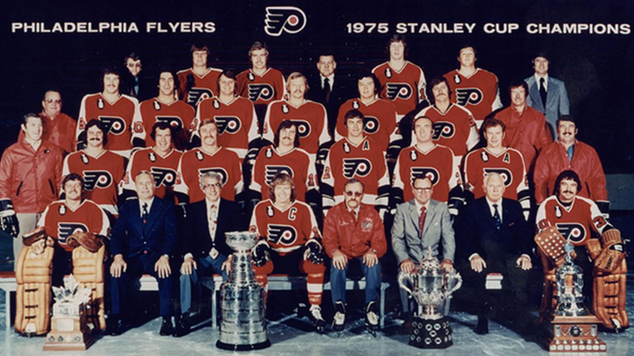 Stanley Cup Champions 1974-1975