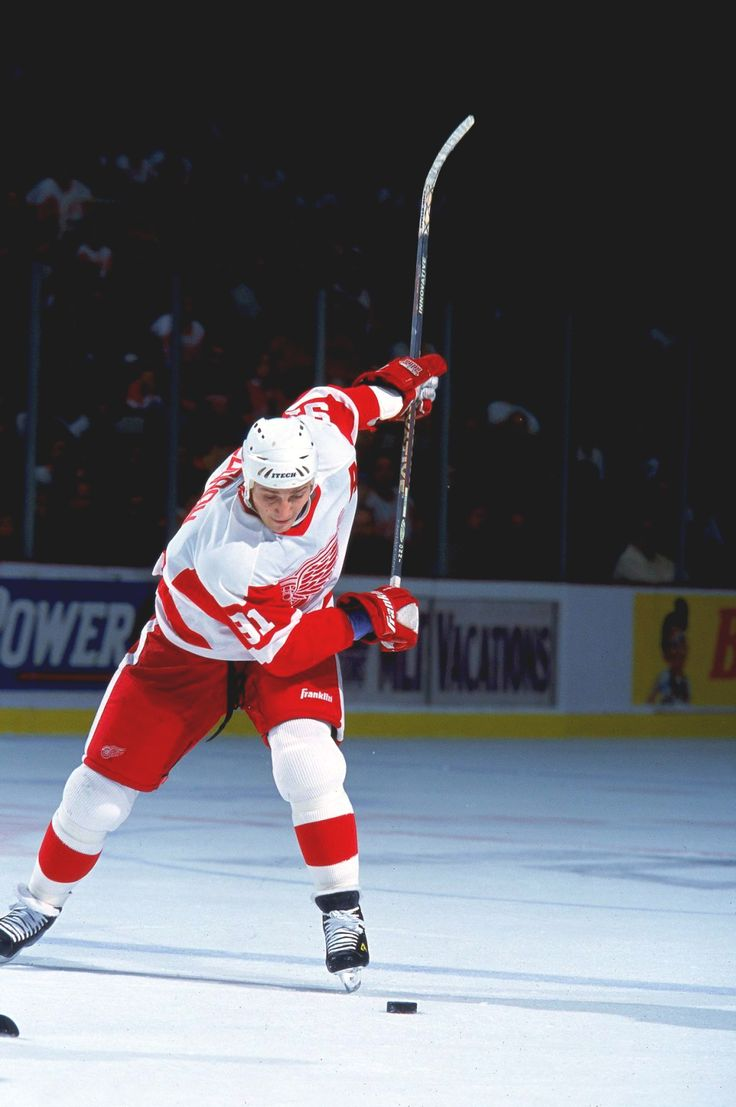 Sergei Fedorov - Detroit Red Wings