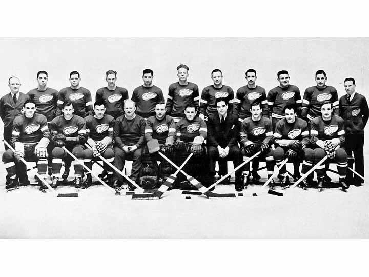 Detroit Red Wings champion 1936