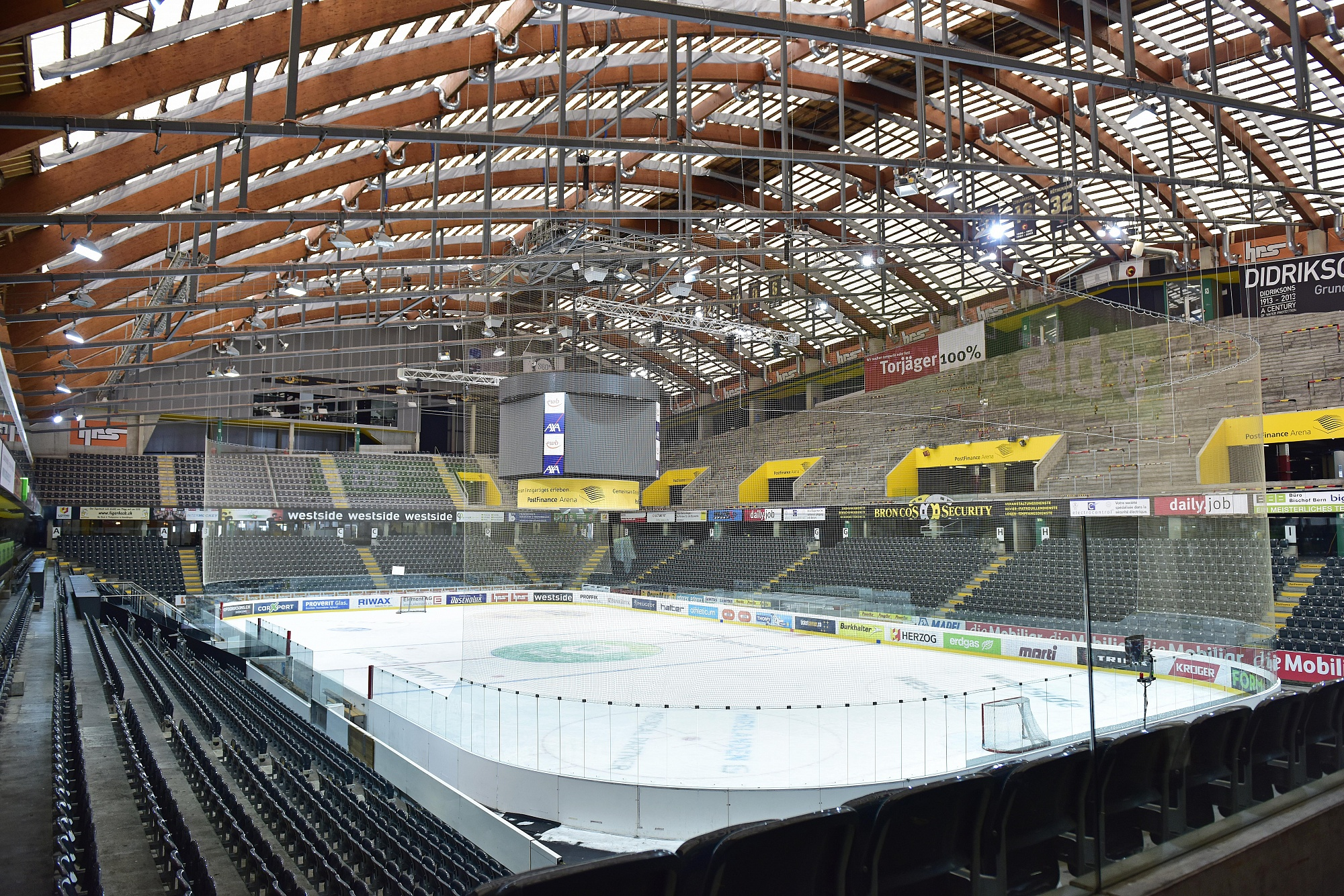 PostFinance Arena