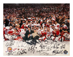 Detroit Red Wings champion 2002