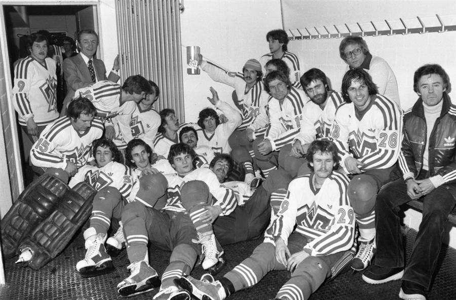 HC Bienne Champion 1981