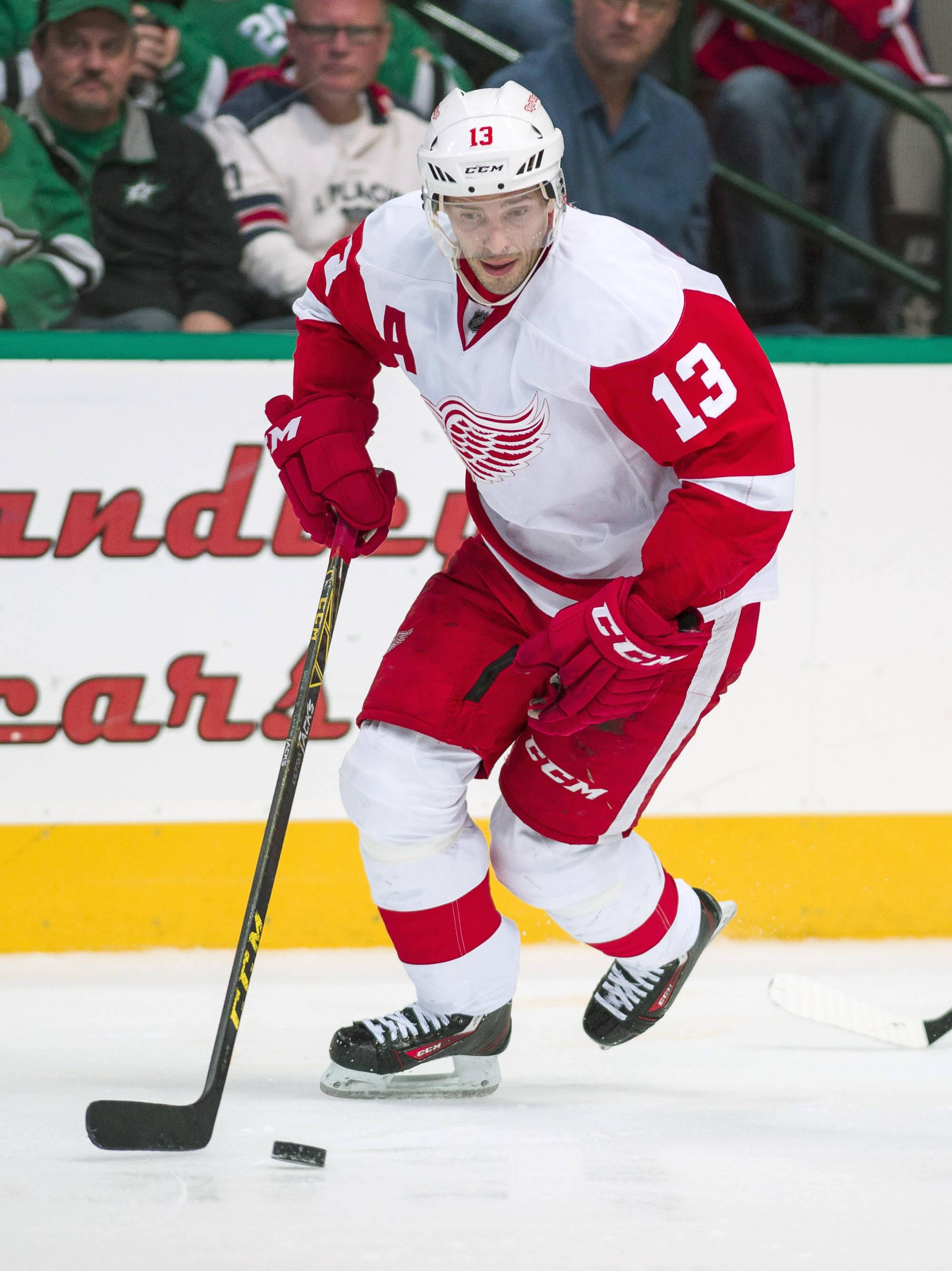 2012 - Pavel Datsyuk - Russie