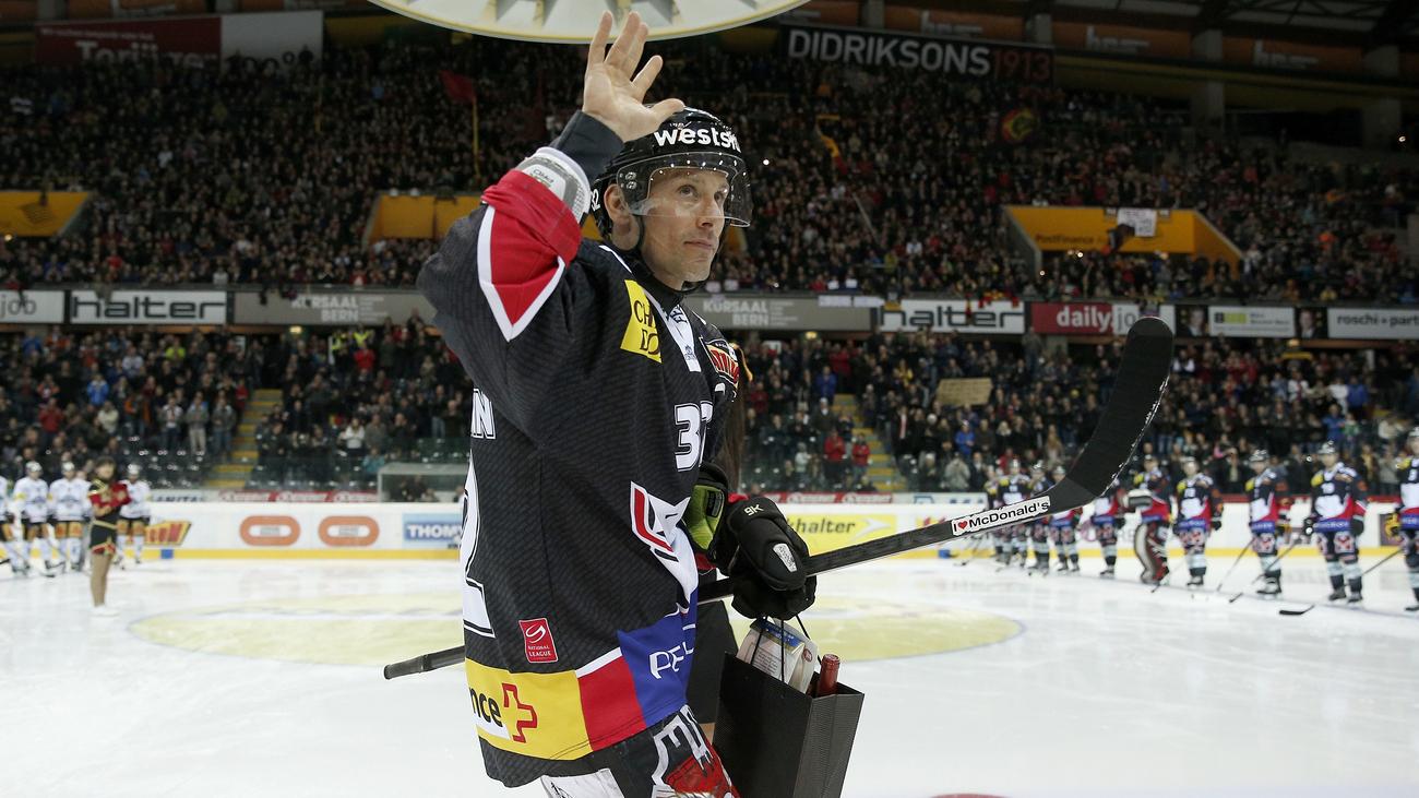 le SCB honore Ivo Ruthemann