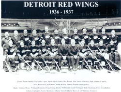 Detroit Red Wings champion 1937