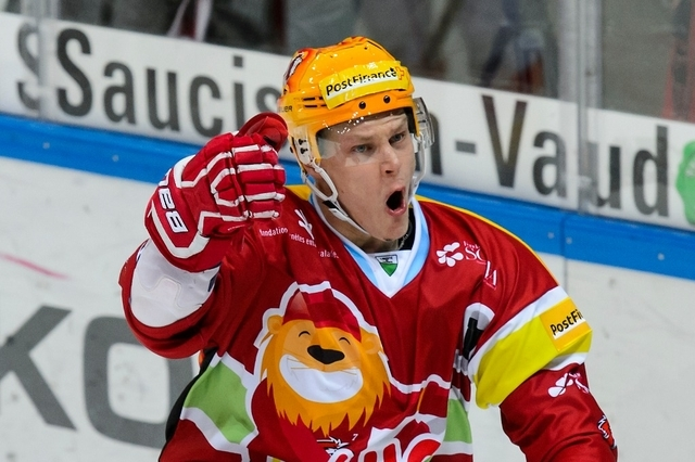 Harri Pesonen, Top Scorer