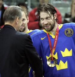 Champion Olympique en 2006 à Turin