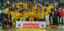 SC Bern Champions 2017