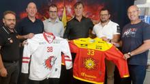 Le Lausanne Hockey Club et le HC Sierre s'engagent dans une convention de collaboration