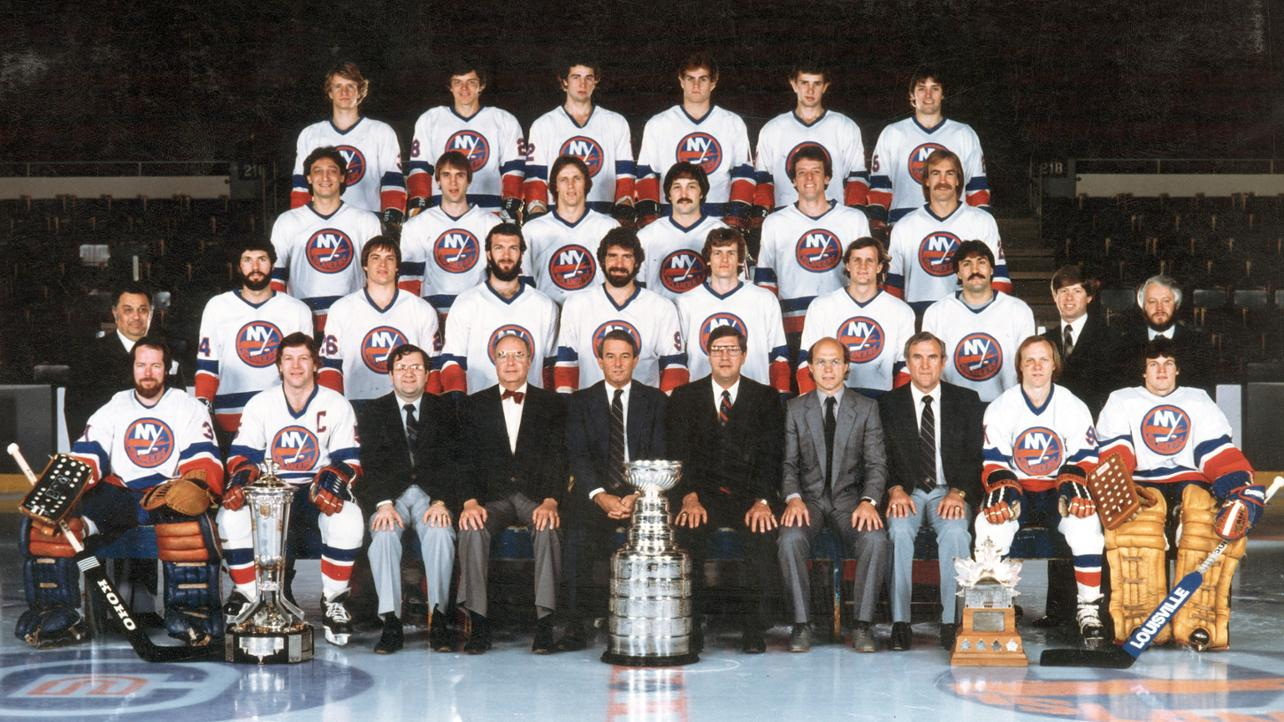 Stanley Cup Champions 1981-1982