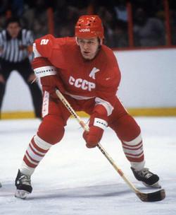 1997 - Viatcheslav Fetisov - Russie